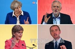 Bầu cử Anh: Đảng Bảo thủ vượt lên dẫn trước