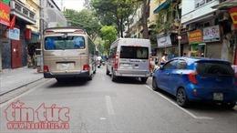 Hà Nội xử lý nghiêm xe hợp đồng trá hình xe khách