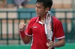 Lý Hoàng Nam xuất sắc vào chung kết đôi nam Giải Singapore F3 Futures