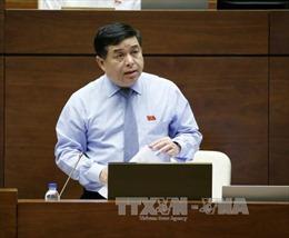 Bộ trưởng Nguyễn Chí Dũng: Có thể đạt mục tiêu tăng trưởng GDP 6,7%