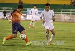 Mưa bàn thắng trong trận tuyển TP Hồ Chí Minh gặp CLB Gangwon