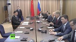 Tổng thống Nga bất ngờ gọi Chủ tịch Trung Quốc là 'chiến binh đơn độc'