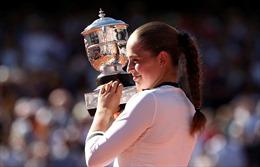 'Hiện tượng' Ostapenko đăng quang vô địch Roland Garros