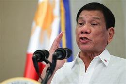 Tổng thống Philippines tuyên bố 'chưa bao giờ nhờ' Mỹ giúp chống IS