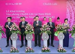 Chubb Life Việt Nam khai trương Phòng giao dịch tại Nam Định