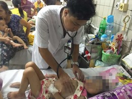 Cứu sống bé gái 4 tuổi viêm cơ tim cấp, nguy cơ ngừng thở cao