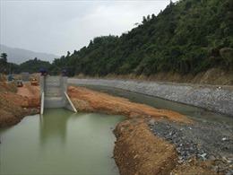 Bảo đảm an toàn các hộ dân khu vực hồ chứa nước Nậm Cắt