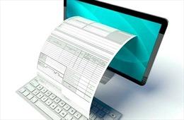 Ngành thuế 'phủ sóng' hóa đơn điện tử