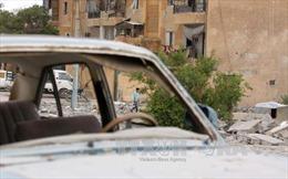 Syria đạt bước tiến quan trọng trong chiến dịch giải phóng Raqqa