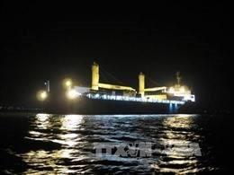 Sẵn sàng ứng cứu tàu nước ngoài mắc cạn gần đảo Phú Quý
