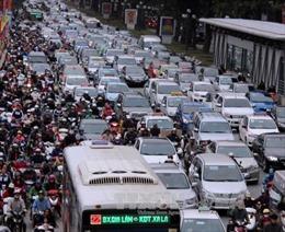 Hà Nội: Thay thế xe cá nhân được thực hiện có lộ trình