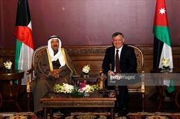 Quốc vương Jordan thăm Kuwait thảo luận giải quyết khủng khoảng