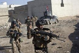 Đụng độ dữ dội giữa cảnh sát Iraq và IS ở Mosul