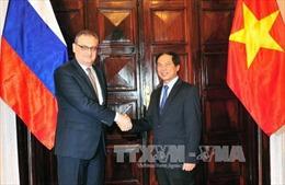 Đối thoại chiến lược lần thứ 9 Việt Nam - Liên bang Nga