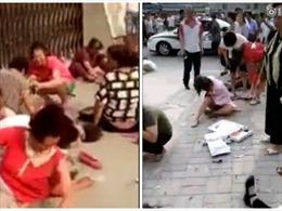 Nổ tại cổng nhà trẻ ở Trung Quốc, ít nhất 60 người thương vong