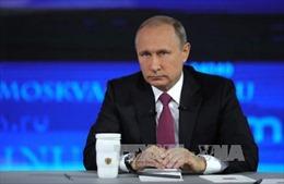 Giao lưu trực tuyến 4 giờ, Tổng thống Nga Putin trả lời gần 70 câu hỏi