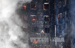 Anh rà soát các công trình xây dựng sau vụ cháy chung cư Grenfell Tower