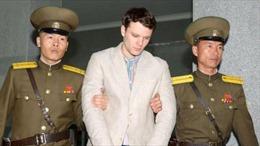 Sinh viên Mỹ được Triều Tiên thả đang trong 'tình trạng bi kịch'