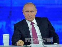Tổng thống Putin 'nhớ lâu' khi bị lừa gạt