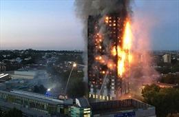 Người phụ nữ mất tích trong vụ cháy London đã phát trực tiếp video lạnh sống lưng