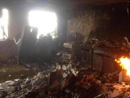 Hé lộ nguyên nhân vụ cháy chung cư ở London khiến ít nhất 17 người thiệt mạng