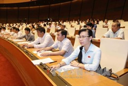 Thông cáo số 20 Kỳ họp thứ 3, Quốc hội khóa XIV