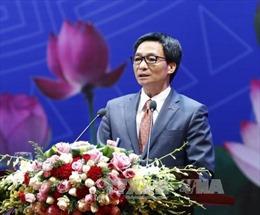 Phó Thủ tướng Vũ Đức Đam tiếp các nhà khoa học Việt Nam ở nước ngoài