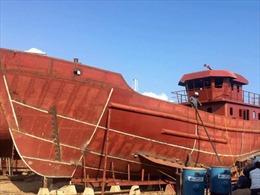 Tàu vỏ thép ở Bà Rịa Vũng Tàu phát huy tốt hiệu quả