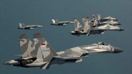Indonesia điều Sukhoi chặn phiến quân Philippines tràn sang
