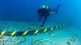 Sự cố trên tuyến cáp biển AAG khả năng được xử lý trước Tết Nguyên đán