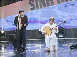 'Sinh ra để tỏa sáng': Nguyên Khang vào vai ông Tư chơi đàn nguyệt với 'Dạ cổ hoài lang'