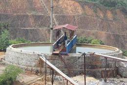 Bảo đảm môi trường tại khu vực khai thác khoáng sản Tây Núi Pháo