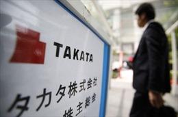 Nợ 8 tỉ USD, Takata nộp đơn bảo hộ phá sản