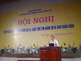 Bắc Ninh nâng cao chất lượng tuyên truyền, phổ biến Hiến pháp cho đội ngũ giáo viên