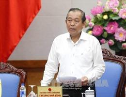 Phó Thủ tướng chỉ đạo xử lý kiến nghị về tình trạng 'xe dù, bến cóc'