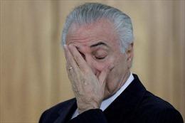 Viện Kiểm sát Brazil khởi tố Tổng thống đương nhiệm Temer