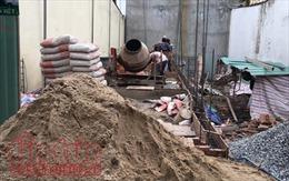 Siết chặt cấp phép và truy bắt cát tặc, giá cát 'nóng' từng ngày