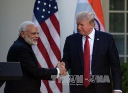Động lực mới cho quan hệ Mỹ - Ấn Độ