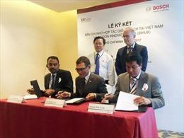 Bosch tăng trưởng 40% doanh thu nội địa
