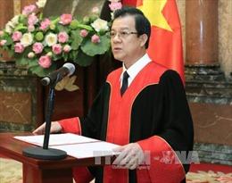 Điều động ông Lê Hồng Quang giữ chức Phó Chánh án TAND Tối cao