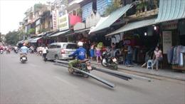 Thu hồi xe cũ nát tại Hà Nội: Cần lộ trình, khung pháp lý chặt chẽ