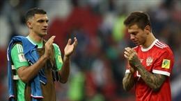 Bài học từ Confederations Cup với đội tuyển Nga