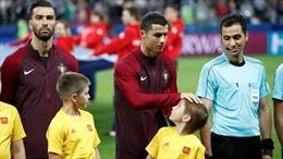 Cristiano Ronaldo chính thức xác nhận rời Confederations Cup sớm đón cặp song sinh