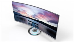 TV LED với màn hình cong lớn nhất trên thế giới đến Việt Nam
