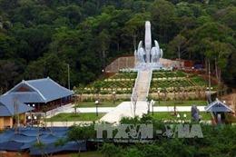 Khu di tích Lao Khô: Biểu tượng của tình hữu nghị Việt - Lào