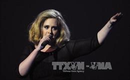 'Họa mi nước Anh' Adele chấm dứt hoạt động lưu diễn
