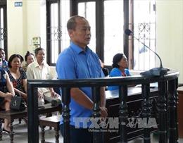 Xét xử phúc thẩm vụ án Nguyễn Ngọc Minh và đồng phạm