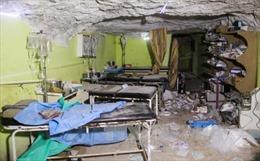 Nga hoài nghi báo cáo về việc sử dụng vũ khí hóa học tại Syria