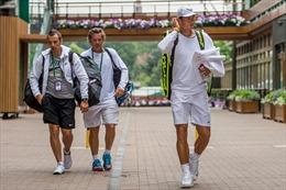 Sao trẻ ngóng Wimbledon