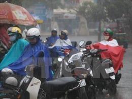 Thời tiết 1/7: Mưa bao trùm các khu vực, Bắc Bộ mưa to